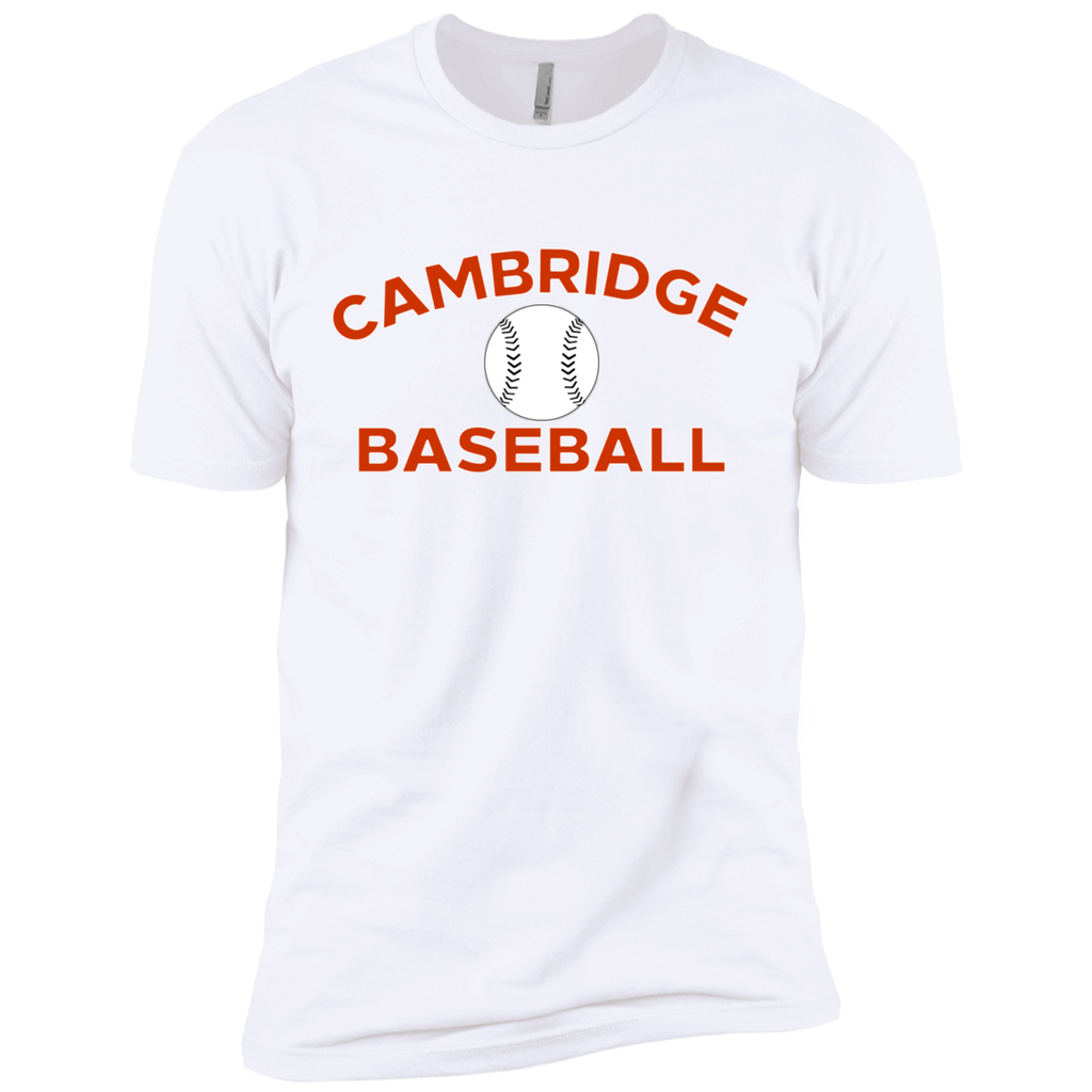 Men's Premium T-Shirt - Cambridge Baseball
