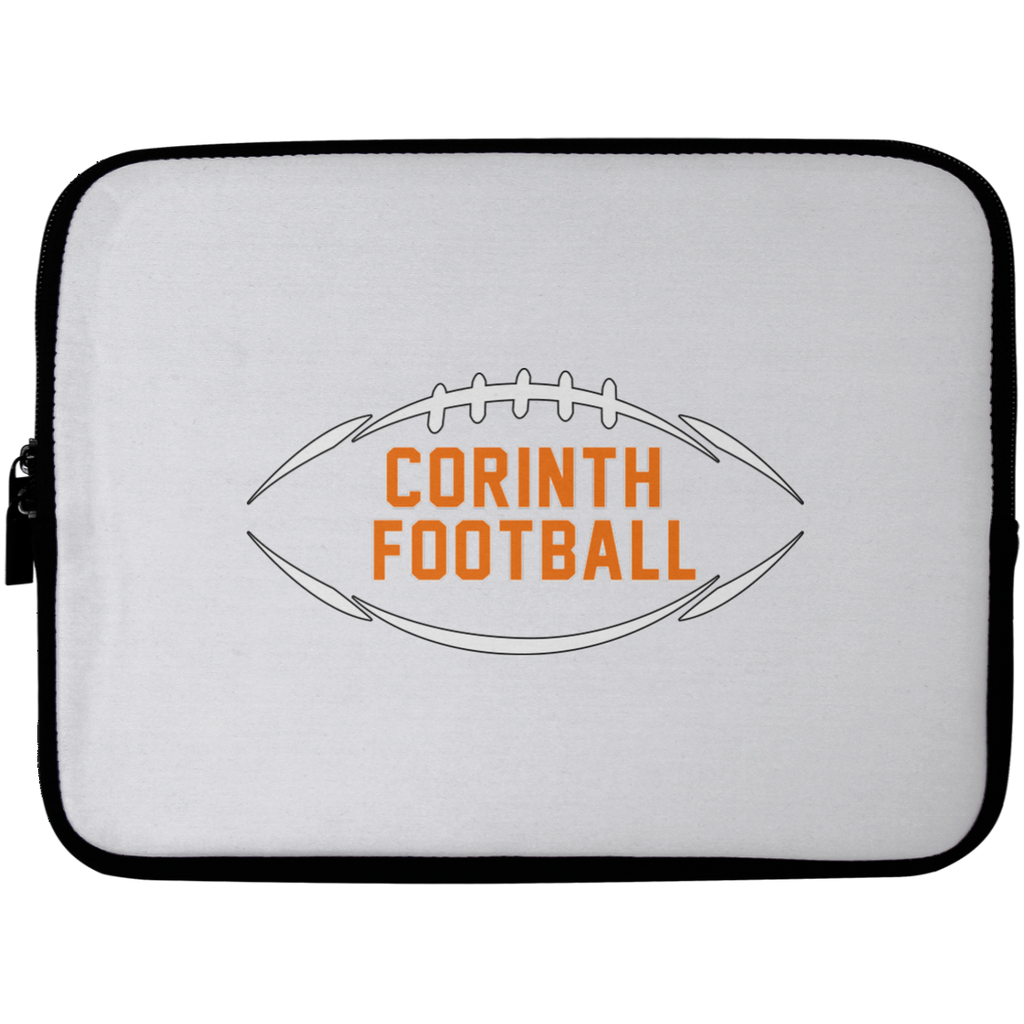 Laptop Sleeve - 10 inch - Corinth Football