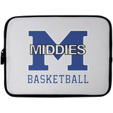 Laptop Sleeve - 10 inch - Middletown Girls Basketball