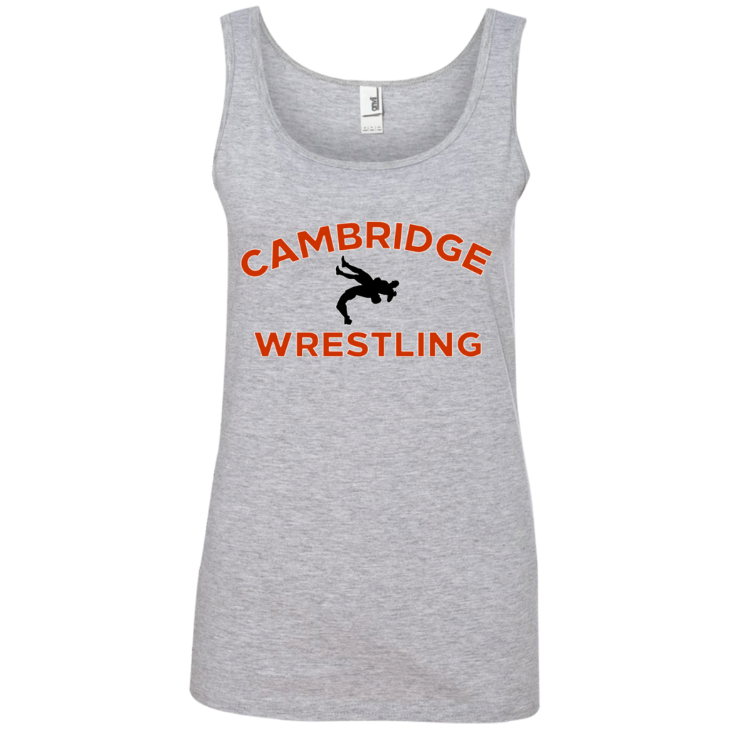 Women's Tank Top - Cambridge Wrestling