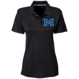 Women's Solid Polo - Middletown Block