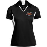 Women's Moisture Wicking Polo - Corinth Football