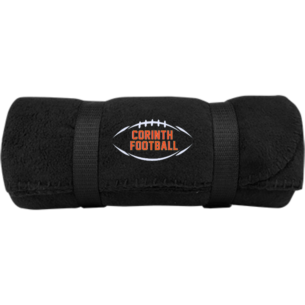 Small Fleece Blanket - Corinth Football