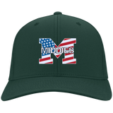 Youth Dri Zone Nylon Hat - Middletown American Flag