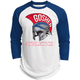 3/4 Sleeve Baseball T-Shirt - Goshen Athletics