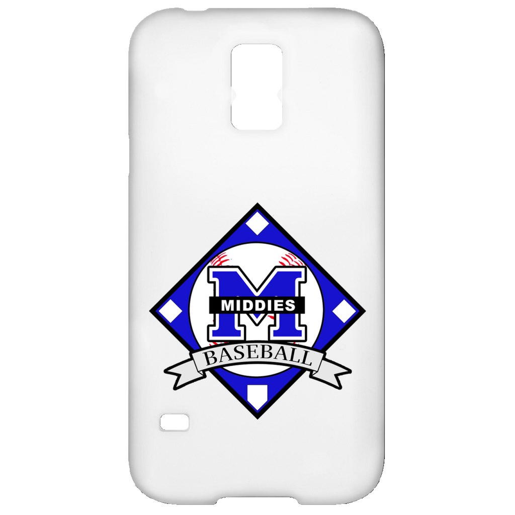 Samsung Galaxy S5 Case - Middletown Baseball - Diamond Logo