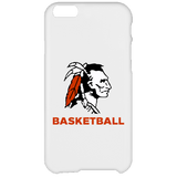 iPhone 6 Plus Case - Cambridge Basketball - Indian Logo
