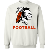 Crewneck Sweatshirt - Cambridge Football - Indian Logo
