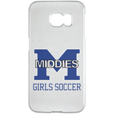 Samsung Galaxy S6 Edge Case - Middletown Middie Girls Soccer
