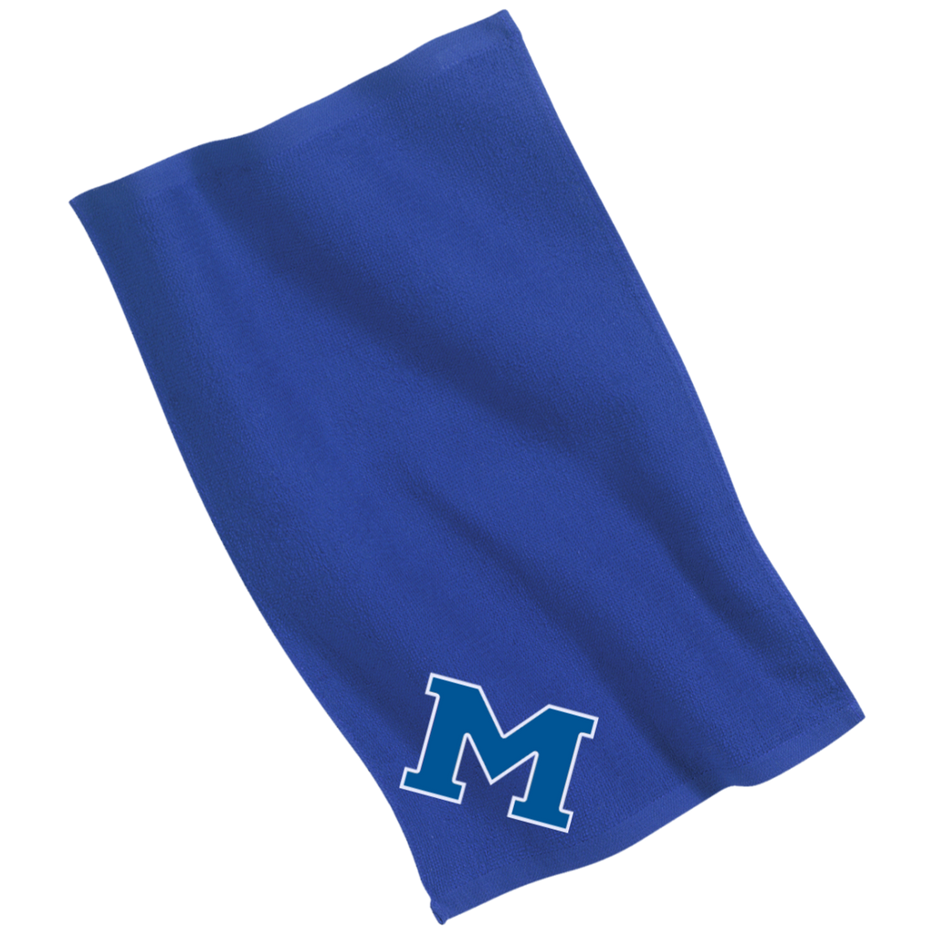 "Rally Towel - Middletown Block ""M"""