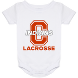Baby Onesie 24 Month - Cambridge Lacrosse - C Logo