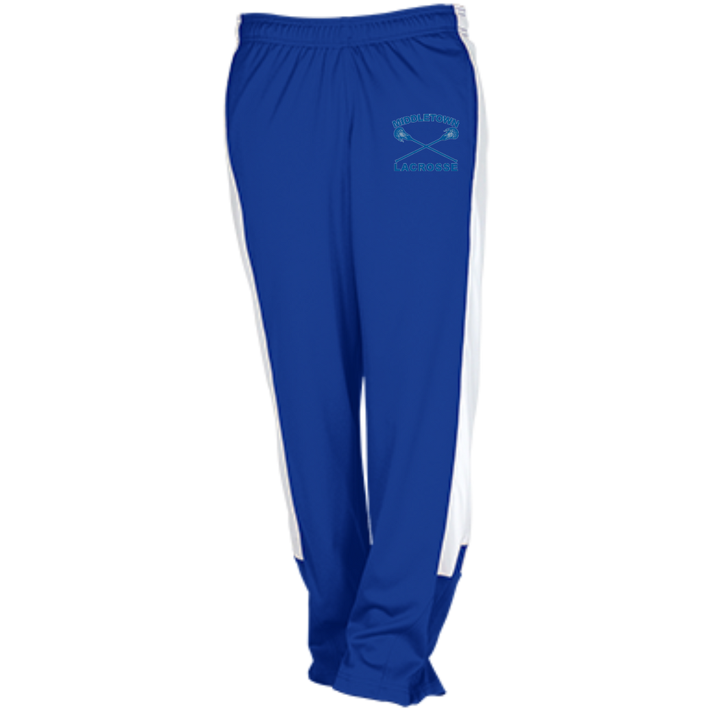 Men's Wind Pants - Middletown Girls Lacrosse - Sticks Logo