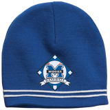 Colorblock Beanie - Middletown Baseball - Diamond Logo