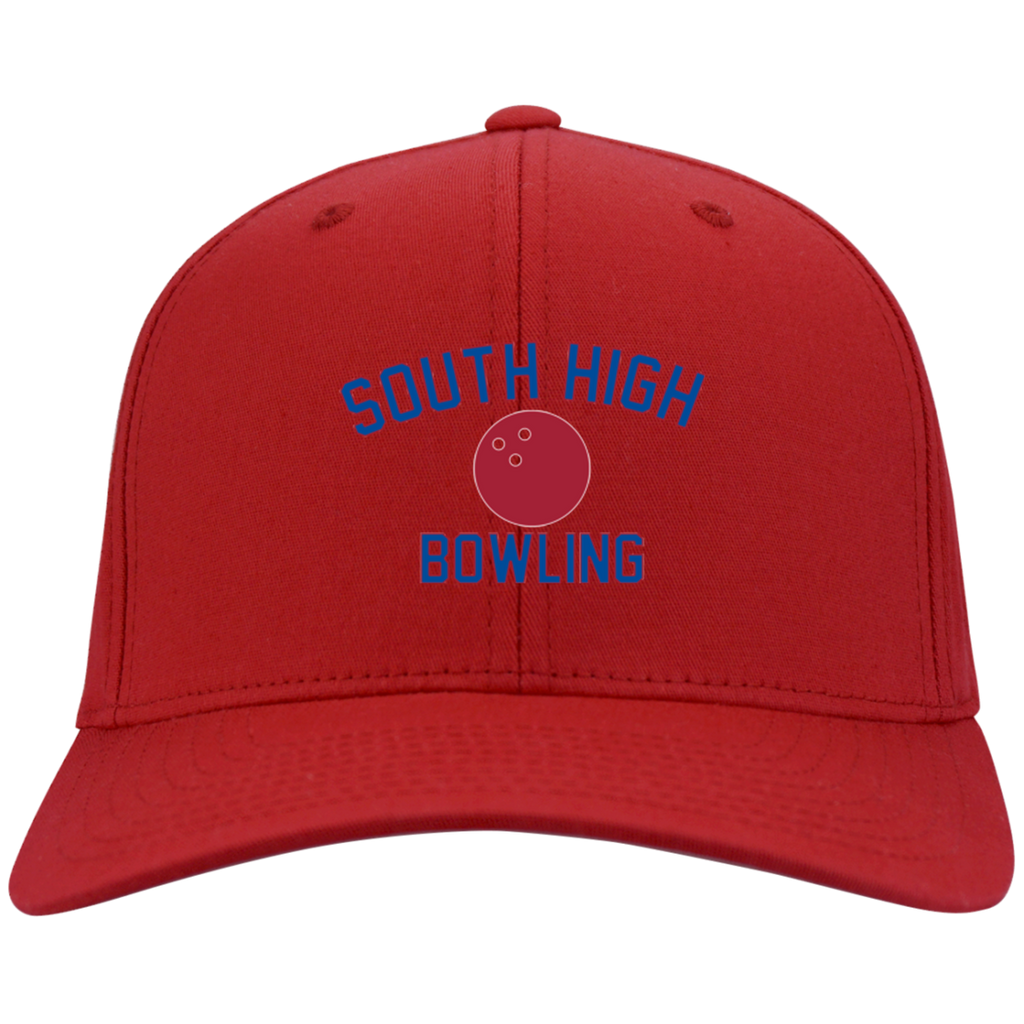 Flex Fit Twill Hat - South Glens Falls Bowling