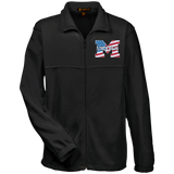 Men's Full-Zip Fleece - Middletown American Flag