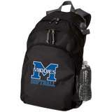 Large Laptop Backpack - Middletown Softball
