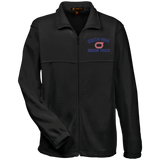 Men's Full-Zip Fleece - South Glens Falls Indoor Track
