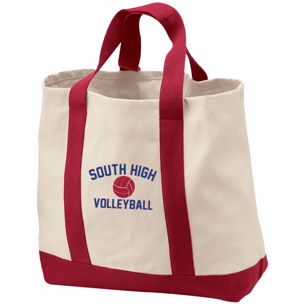 Tote Bag - South Glens Falls Volleyball