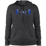 Women's Hooded Sweatshirt - Middletown Unified Basketball