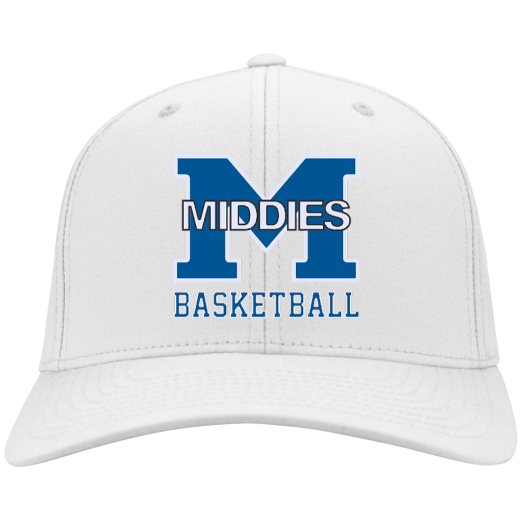 Flex Fit Twill Hat - Middletown Girls Basketball