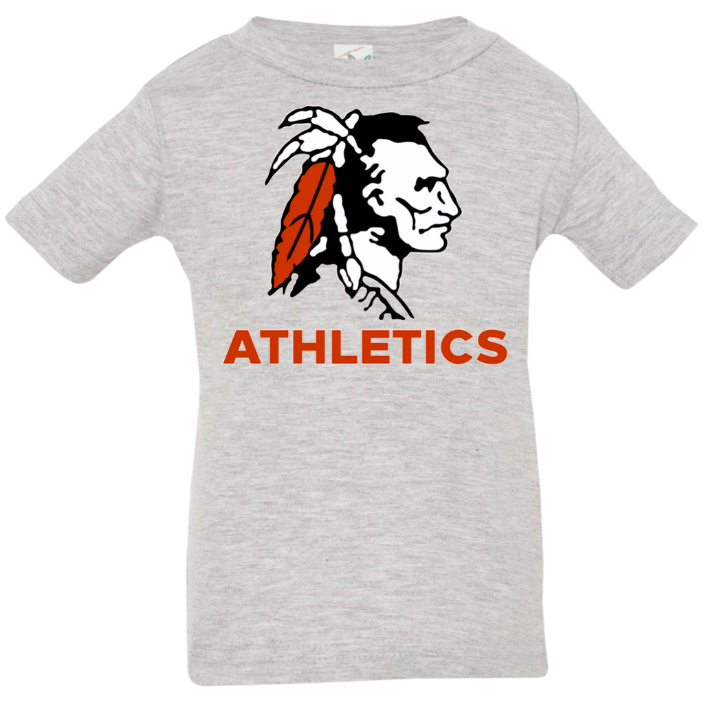 Infant T-Shirt - Cambridge Athletics - Indian Logo