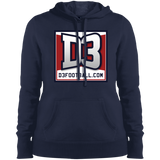 Women's Hooded Sweatshirt - D3Football.com
