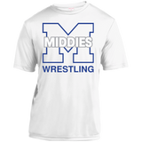 Youth Moisture Wicking T-Shirt - Middletown Wrestling