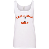 Women's Tank Top - Cambridge Golf