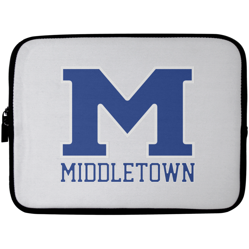 "Laptop Sleeve - 10 inch - Middletown ""M"""