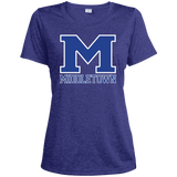 Women's Heather Moisture Wicking T-Shirt - Middletown