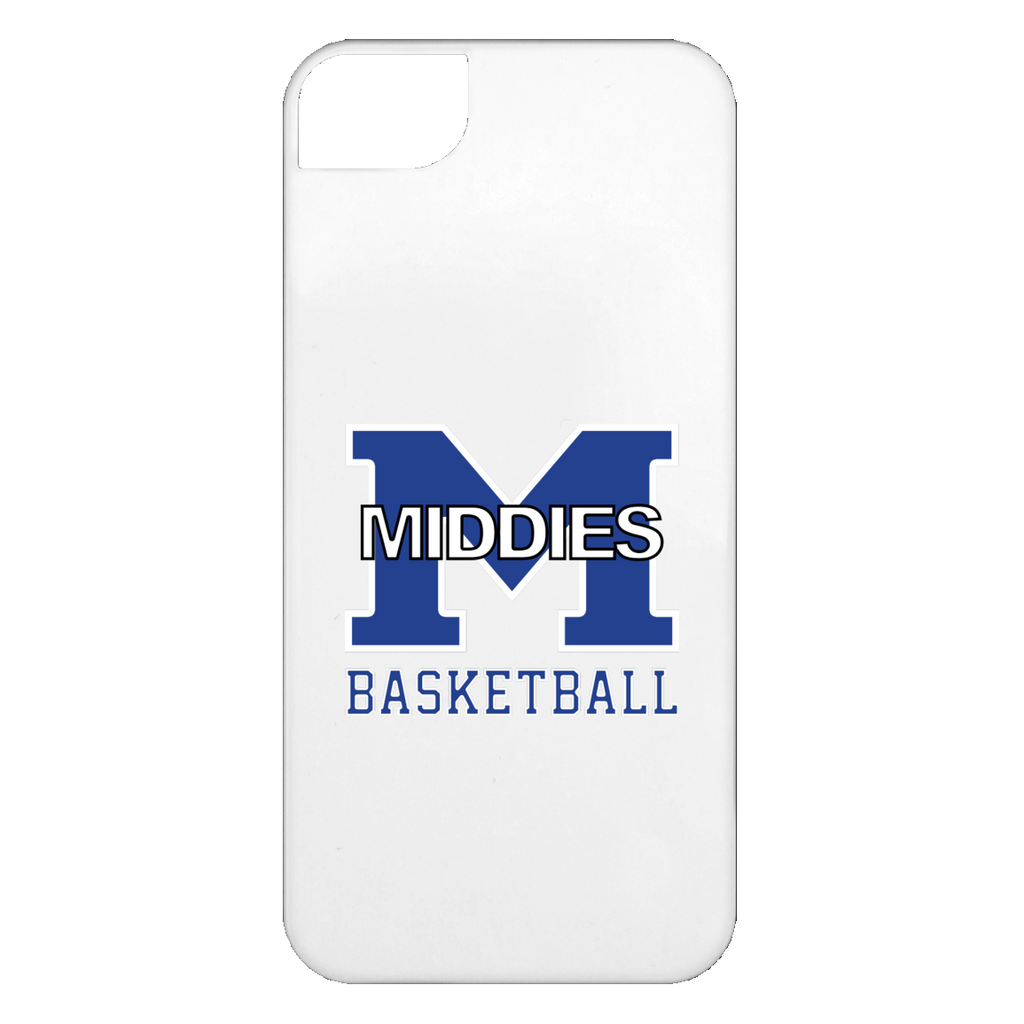 iPhone 5 Case - Middletown Girls Basketball