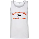 Men's Tank Top - Cambridge Wrestling