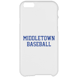 iPhone 6 Plus Case - Middletown Baseball