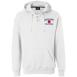 Sport Lace Hooded Sweatshirt - South Glens Falls Volleyball