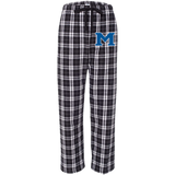Youth Flannel Pants - Middletown Block