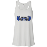 Women's Racerback Tank Top - Middletown Unified Basketball