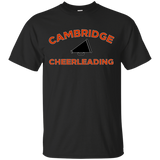 Men's Cotton T-Shirt - Cambridge Cheerleading