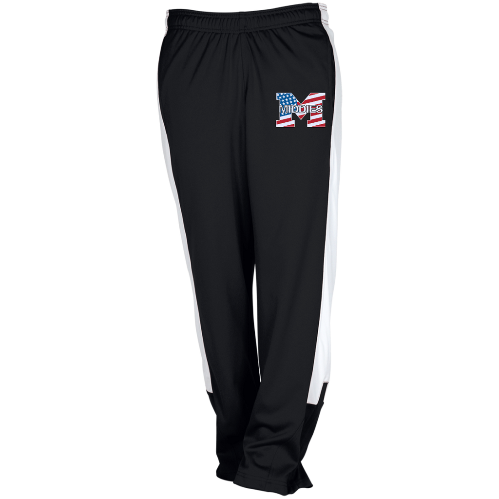 Women's Wind Pants - Middletown American Flag