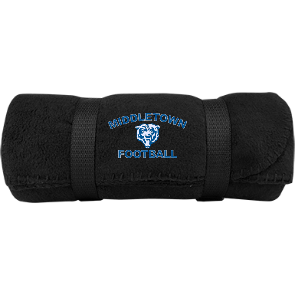 Small Fleece Blanket - Middletown Football