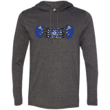 Men's T-Shirt Hoodie - Middletown Unified Basketball