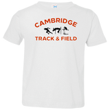 Toddler T-Shirt - Cambridge Track & Field