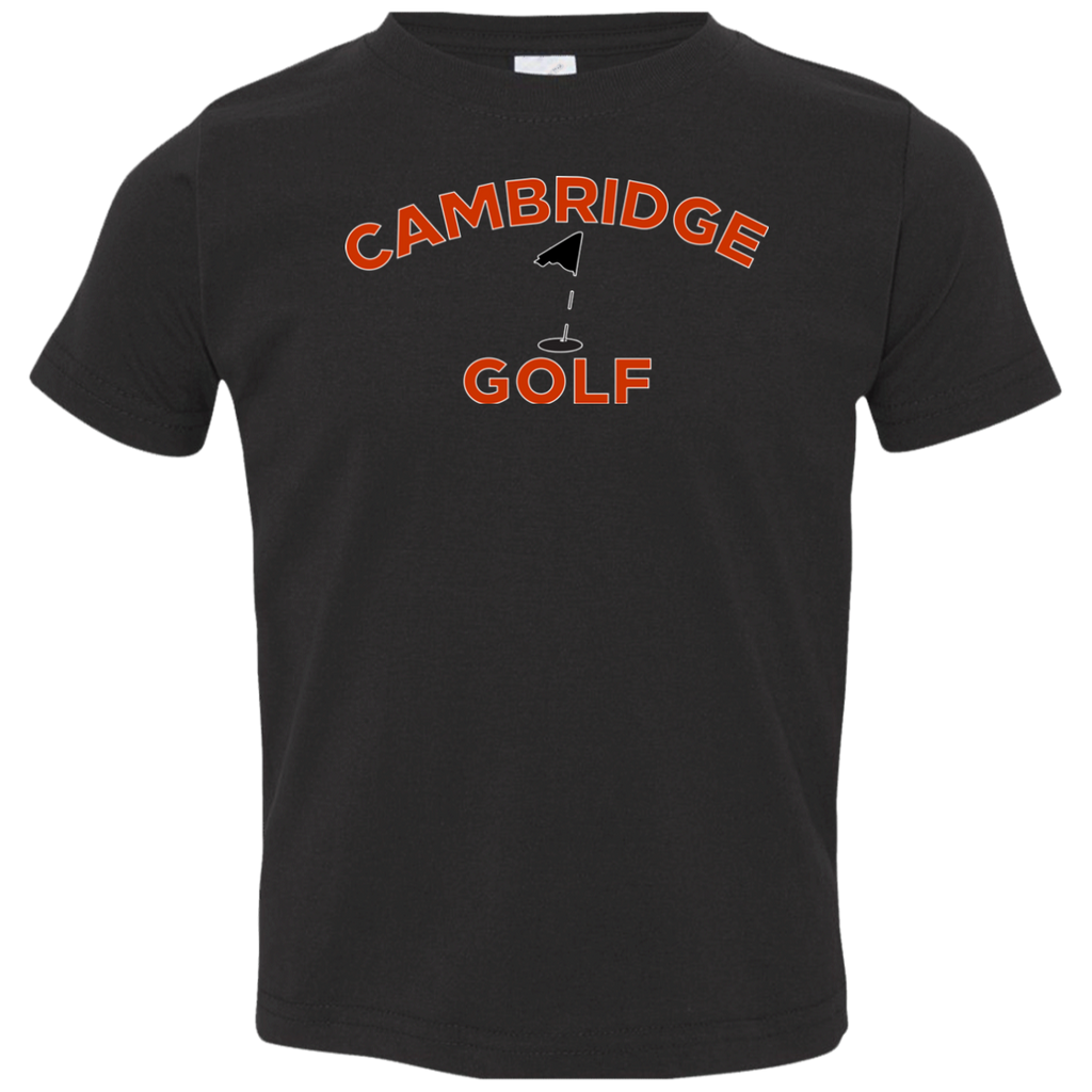Toddler T-Shirt - Cambridge Golf