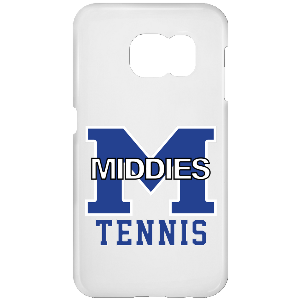 Samsung Galaxy S7 Phone Case - Middletown Tennis