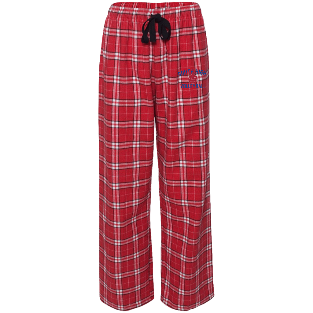 Flannel Pants - South Glens Falls Volleyball