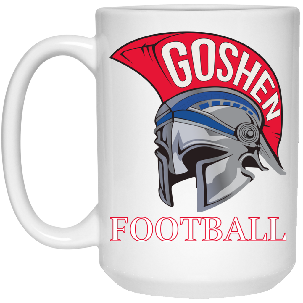 15 oz. Coffee Mug - Goshen Football