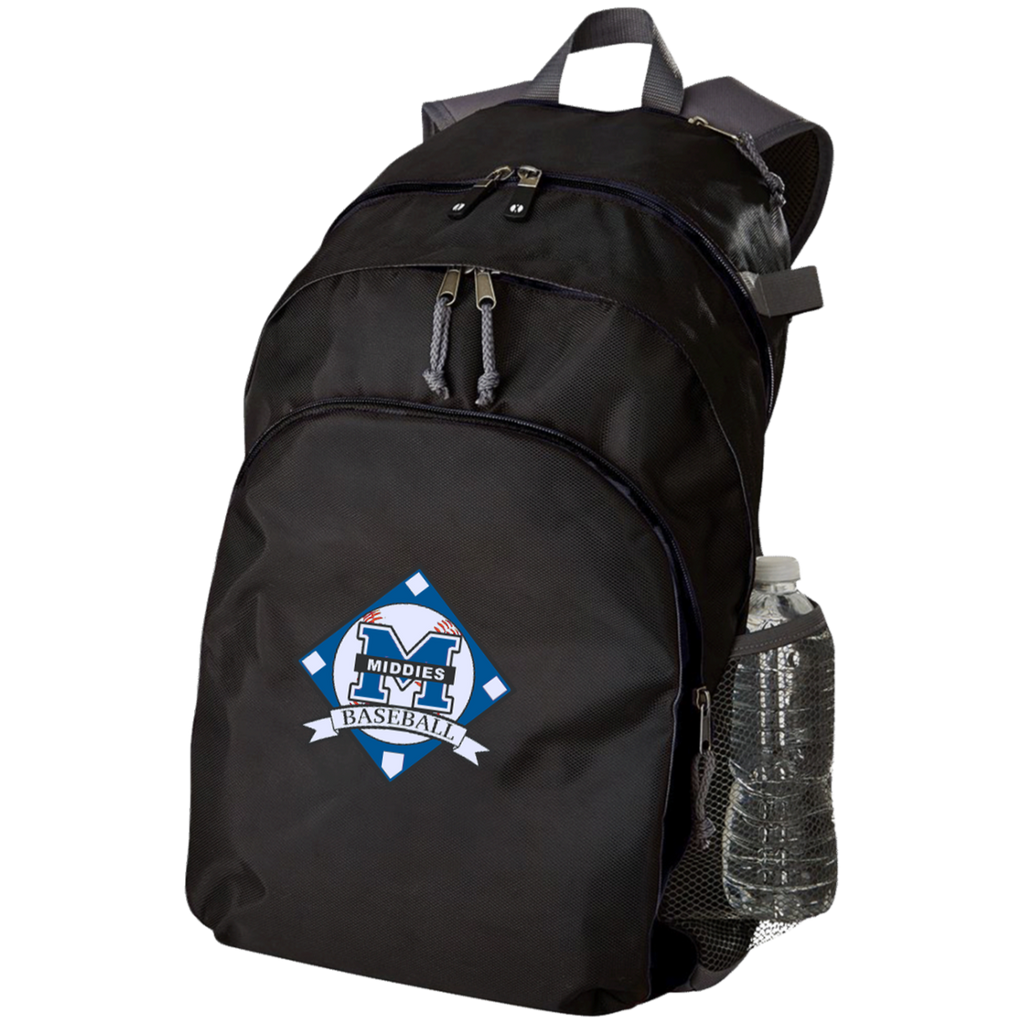 Large Laptop Backpack - Middletown Baseball - Diamond Logo