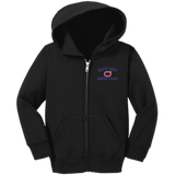 Toddler Full-Zip Hooded Sweatshirt - South Glens Falls Indoor Track