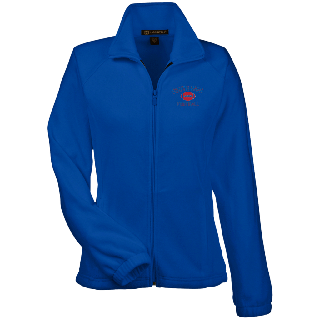 Women's Full-Zip Fleece - South Glens Falls Football