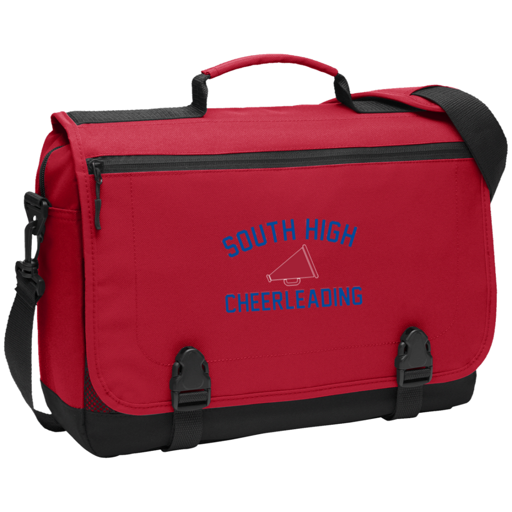 Messenger Bag - South Glens Falls Cheerleading