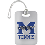 Luggage Bag Tag - Middletown Tennis